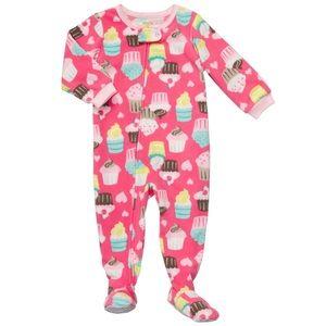 Carter's Super Comfy Cupcake 1-Piece Pajamas